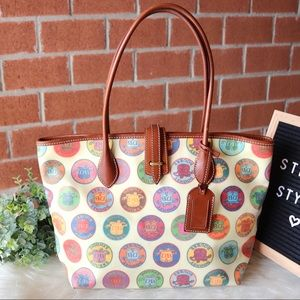Dooney & Bourke Limited Edition Tote • RARE FIND •